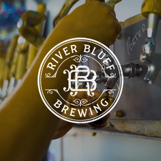 River Bluff Brewing Logo